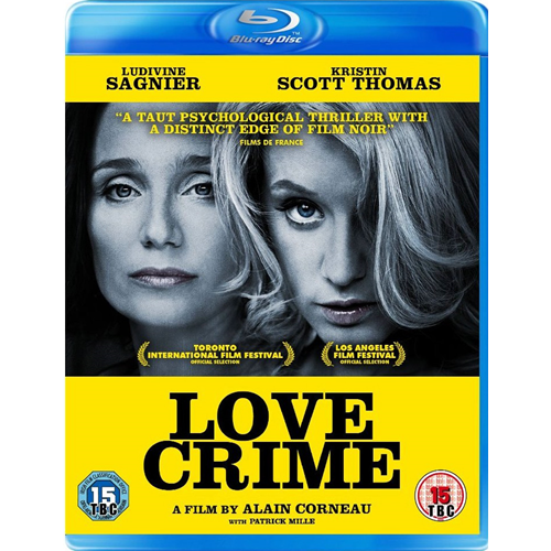 LoveCrime (UK-import) (BLU-RAY)