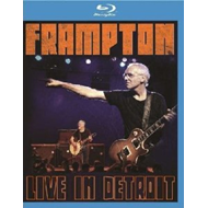 Peter Frampton - Live In Detroit 1999 (BLU-RAY)