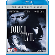 Touch Of Evil - The Director's Vision (BLU-RAY)