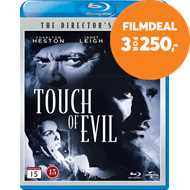 Produktbilde for Touch Of Evil - The Director's Vision (BLU-RAY)
