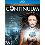 Continuum - Sesong 1 (BLU-RAY)