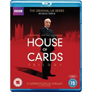 The House Of Cards Trilogy (UK-import) (BLU-RAY)