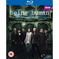 Being Human - Sesong 1 - 5 (UK-import) (BLU-RAY)