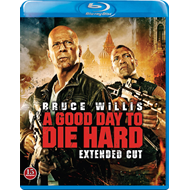 A Good Day To Die Hard - Extended Cut (BLU-RAY)