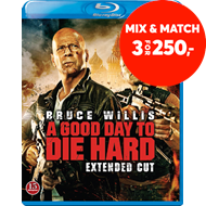 Produktbilde for A Good Day To Die Hard - Extended Cut (BLU-RAY)