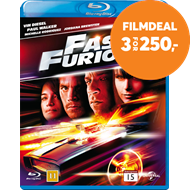 Produktbilde for Fast & Furious (BLU-RAY)