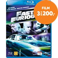 Produktbilde for Fast & Furious 5 (BLU-RAY)
