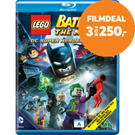 Produktbilde for LEGO Batman - The Movie (BLU-RAY)