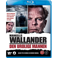 Wallander - Den Urolige Mannen (BLU-RAY)