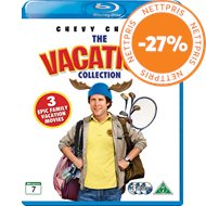 Produktbilde for National Lampoon's Vacation Collection (BLU-RAY)