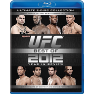 UFC 2012: The Year In Review (UK-import) (BLU-RAY)