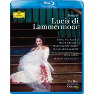 Produktbilde for Donizetti: Lucia di Lammermoor (UK-import) (BLU-RAY)