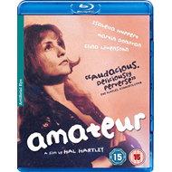Amateur (UK-import) (BLU-RAY)