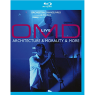OMD - Live: Architecture & Morality & More (UK-import) (BLU-RAY)