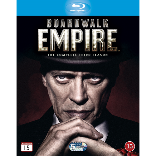 Boardwalk Empire - Sesong 3 (BLU-RAY)