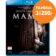 Produktbilde for Mama (BLU-RAY)