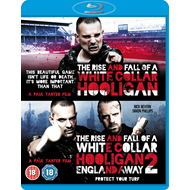 The Rise And Fall Of A White Collar Hooligan 1 & 2 (UK-import) (BLU-RAY)