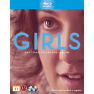 Girls - Sesong 2 (BLU-RAY)