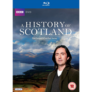 A History Of Scotland (UK-import) (BLU-RAY)