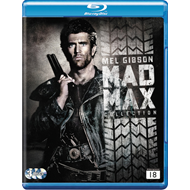 Produktbilde for The Mad Max Collection (BLU-RAY)