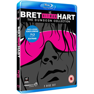 "WWE - Bret ""Hitman"" Hart: The Dungeon Collection (UK-import) (BLU-RAY)"