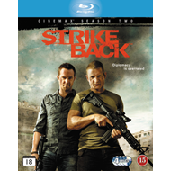 Strike Back - Sesong 2 (BLU-RAY)