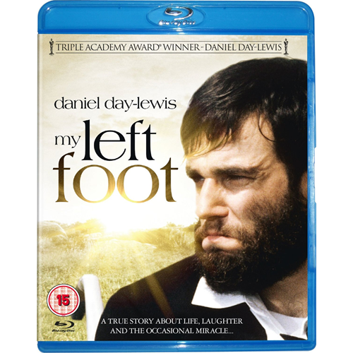 My Left Foot (UK-import) (BLU-RAY)