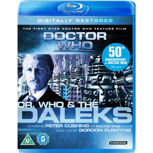 Doctor Who And The Daleks (UK-import) (BLU-RAY)