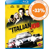 Produktbilde for The Italian Job (2003) (BLU-RAY)