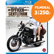 Produktbilde for An Officer And A Gentleman (BLU-RAY)
