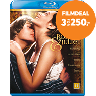 Produktbilde for Romeo & Juliet (BLU-RAY)