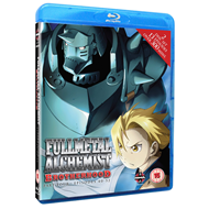 Fullmetal Alchemist: Brotherhood - Part 4 (UK-import) (BLU-RAY)