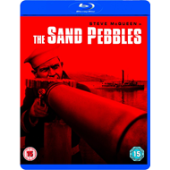 The Sand Pebbles (UK-import) (BLU-RAY)