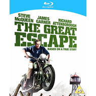 The Great Escape (UK-import) (BLU-RAY)