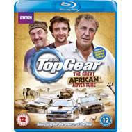 Top Gear - The Great African Adventure (UK-import) (BLU-RAY)