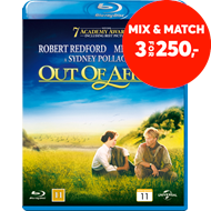Produktbilde for Mitt Afrika (BLU-RAY)