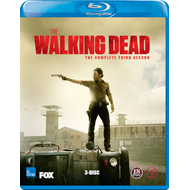 The Walking Dead - Sesong 3 (BLU-RAY)