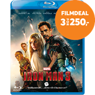 Produktbilde for Iron Man 3 (BLU-RAY)