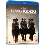The Long Riders (UK-import) (BLU-RAY)
