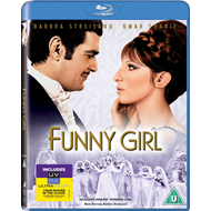 Funny Girl (UK-import) (BLU-RAY)