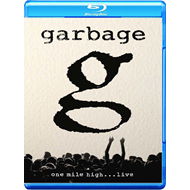 Garbage - One Mile High..Live (BLU-RAY)