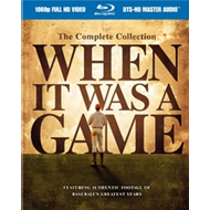When It Was A Game - The Complete Collection (BLU-RAY)