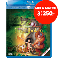 Produktbilde for Jungelboken (BLU-RAY)