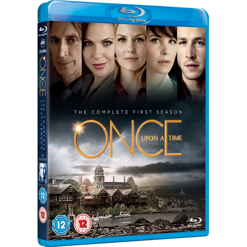 Once Upon A Time - Sesong 1 (UK-import) (BLU-RAY)