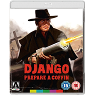 Django, Prepare A Coffin (UK-import) (BLU-RAY)