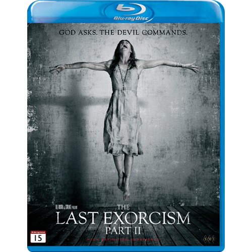 The Last Exorcism - Part II (BLU-RAY)