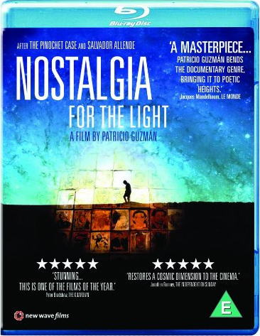 Nostalgia For The Light (UK-import) (BLU-RAY)