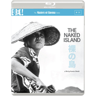 The Naked Island (UK-import) (BLU-RAY)