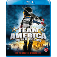 Team America: World Police (BLU-RAY)