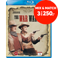 Produktbilde for The War Wagon (BLU-RAY)